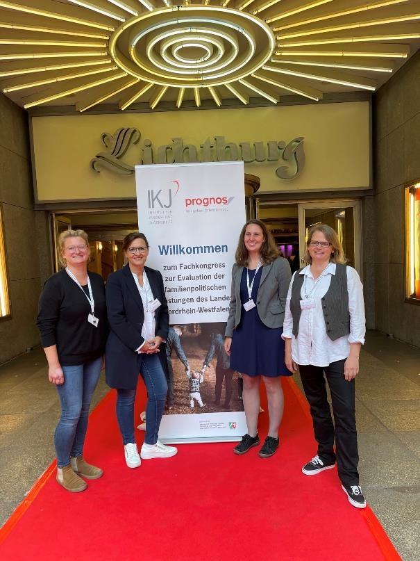 Kongress in Essen: Evaluation Familienpflege